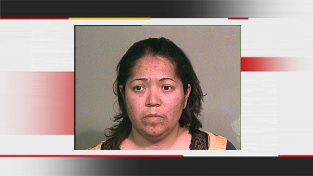 Mother Arrested In OKC For Leaving Baby Alone In Car