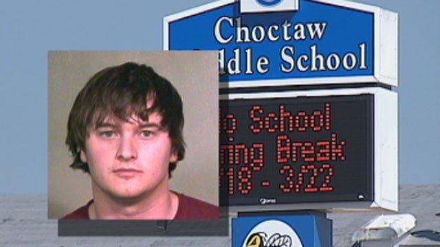Former Choctaw Substitute Teacher Accused Of Sending Nude Photos To Students