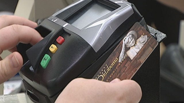 Oklahoma Lawmakers Push For Food Stamp Restrictions