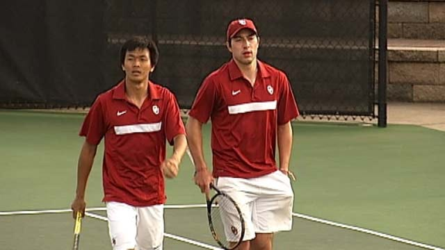 OU Men's Tennis Ranked No. 5 For First Time