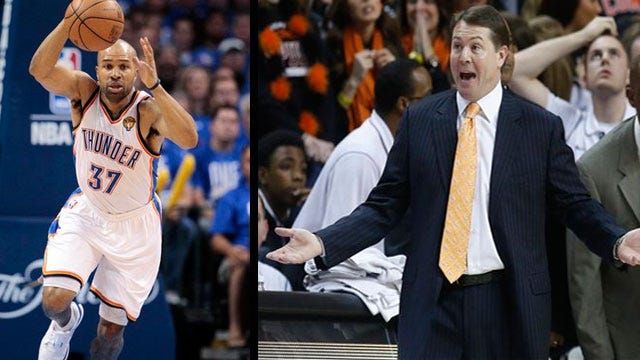 Thunder Gets Help; OSU's Title Hopes Take Hit--OK Sports Week In Review