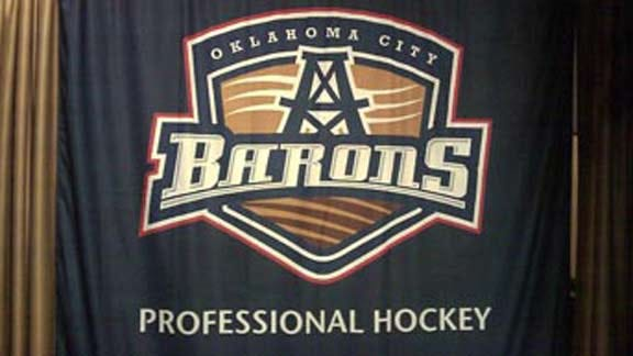 Barons Assign Nathan Deck To Stockton