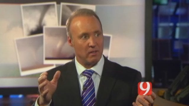 Chasing The Storm: Meteorologist David Payne Tells Why He Risks It All