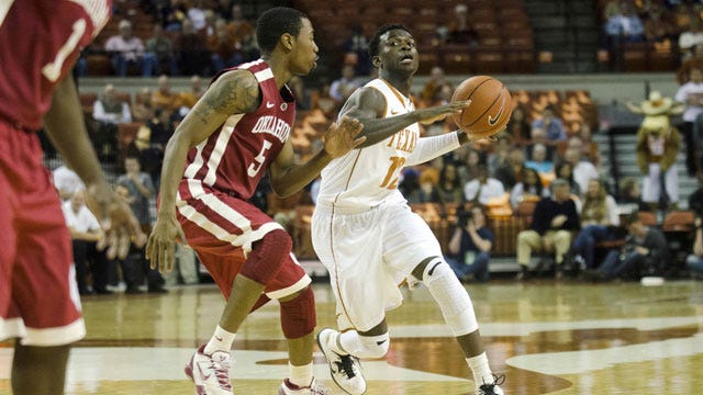 Sooners Blow 22-Point Second Half Lead, Fall To Texas In Overtime