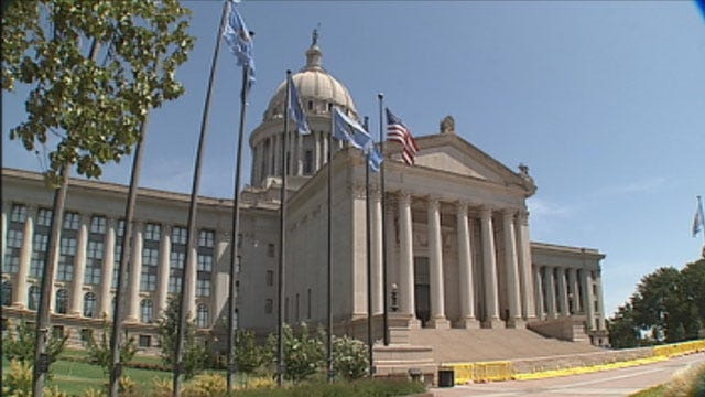 New Bill Looks To Secure Funding For Needed Capitol Repairs