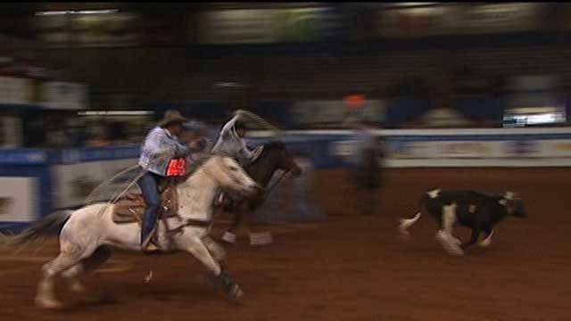 Oklahoma 'Ironman' A Tough Test For True Cowboys