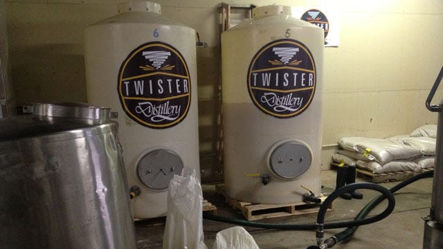 Oklahoma's Distillery To Put Vodka On Store Shelves