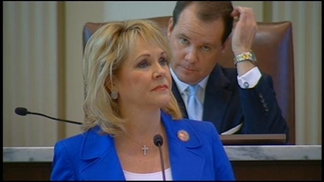 Governor Calls For Lower Taxes, More Money For Education In State Of State Address
