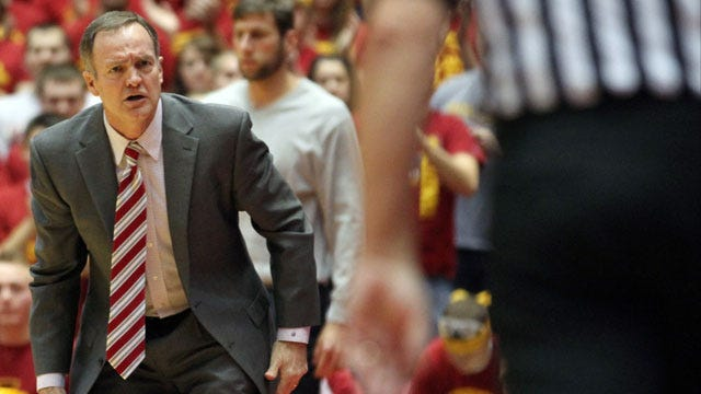 Sooners Thumped By Iowa State