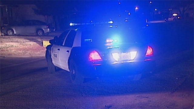 Man Shot While Walking Home From OKC Wal-Mart