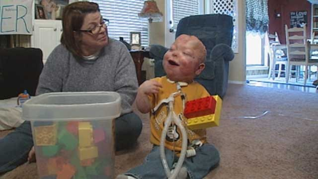 OKC Boy Finally Goes Home After Years In Hospital