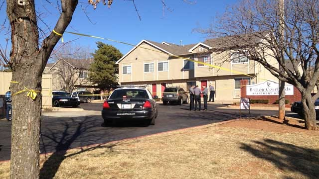 Police: One Person Shot At NW OKC Apartment Complex