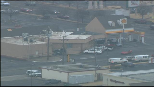 Emergency Crews Respond To Accident Involving Pedestrian In NW OKC