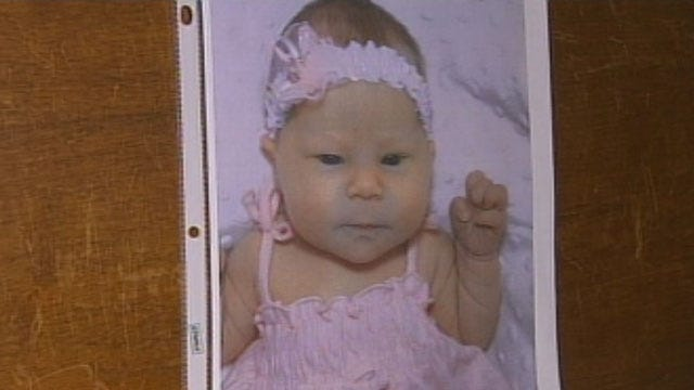 Jury Finds Chickasha Man, Accused Of Killing Infant Daughter, Guilty