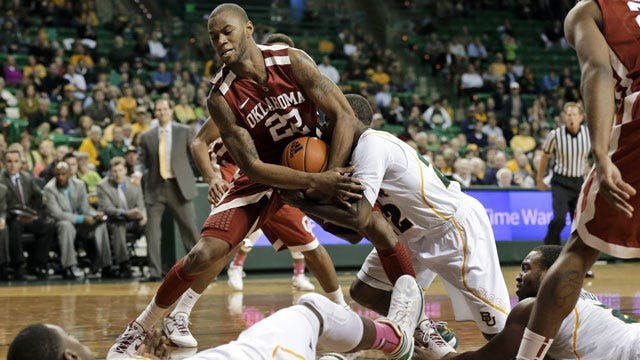 Sooners' Tournament Hopes Depend On Vanquishing February Struggles