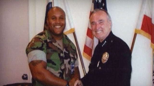 Alleged California Cop-Killer Was Once Hailed As Hero In Enid