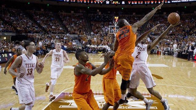 Oklahoma State Topples Texas In Austin