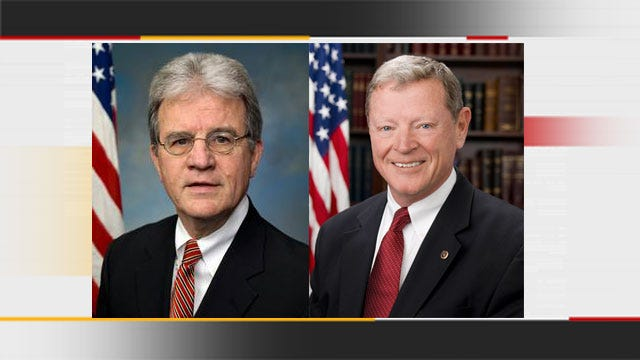 Oklahoma Senators React To Fiscal Cliff Deal