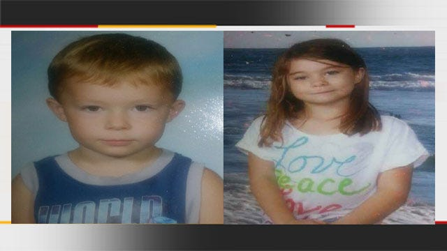 Amber Alert Canceled, Lincoln County Children Found Safe