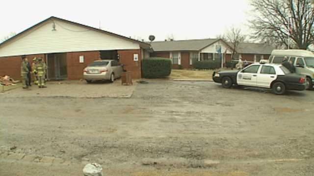 Car Slams Into Nursing Home In Northeast OKC