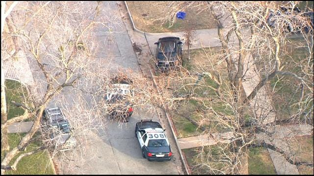 One Arrested After Short Car Chase IN NW OKC