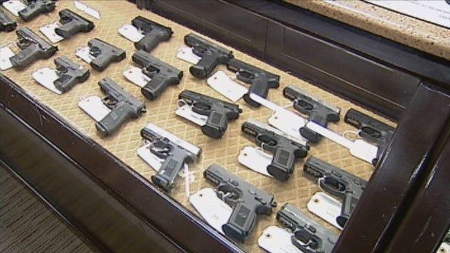 Oklahoma Gun Enthusiasts Wary Of Potential Legislation