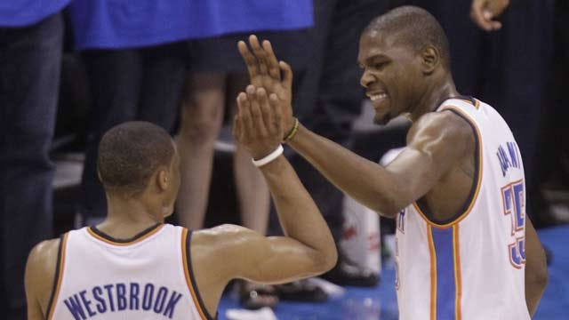 Historical Context Of Westbrook And Durant's 77-Point Night