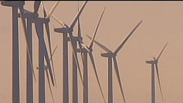 Canadian County Residents Upset Over Proposed Wind Farm