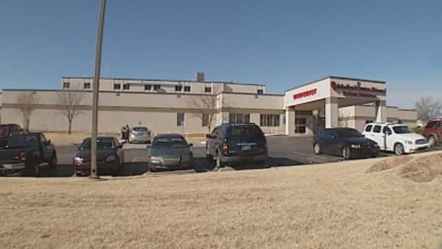 Edmond Hospital Reaches Full Capacity Due To Flu