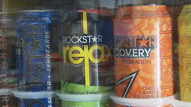 Energy Drinks Sending More Young People To Hospital, Report Says