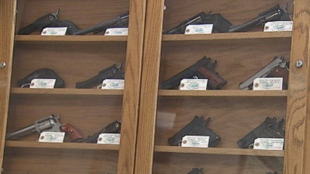 Oklahoma Gun Advocates Doubtful Of New Executive Order