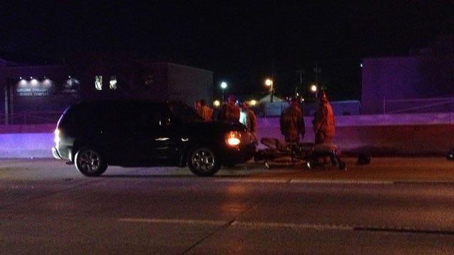 Man Hit, Killed By Vehicle On WB I-44 Near Penn.