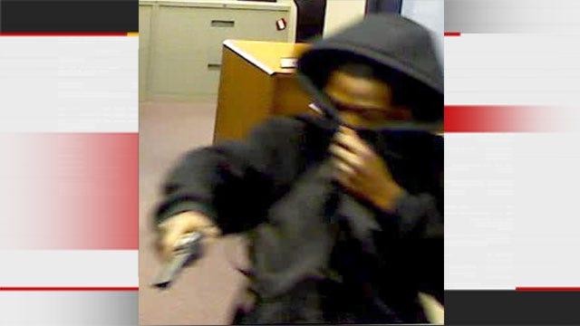 FBI Releases Images Of Gunmen Who Robbed SE OKC Bank