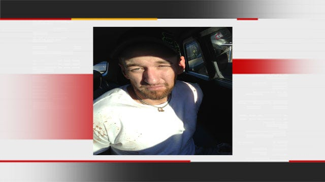 Man Who Stole Choctaw Police Vehicle Arrested In MWC