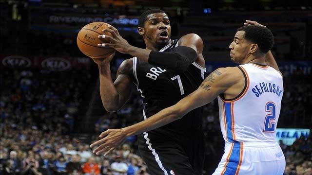 Nets Rip Thunder In First Trip To OKC