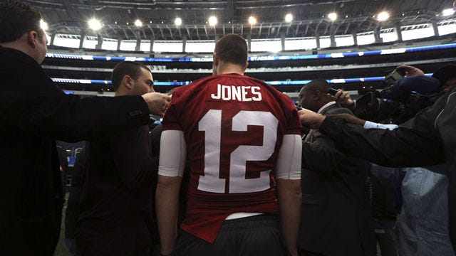 The Curious And Undetermined Legacy Of Landry Jones