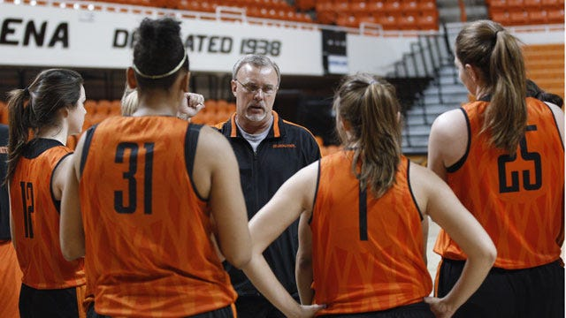 Cowgirls Blow Away Cyclones