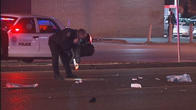 Woman Critical After Being Hit By Car In SE OKC