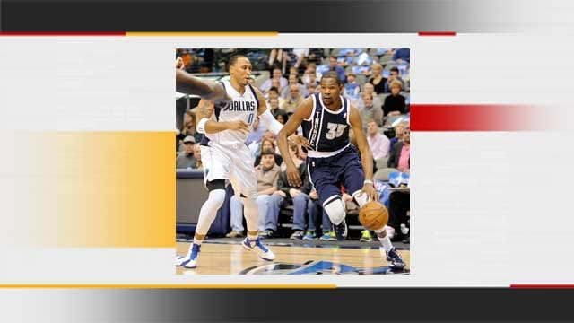 Kevin Durant Named Western Conference Player Of The Week