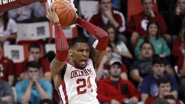 Sooners Outlast Texas Behind Osby's Career-High