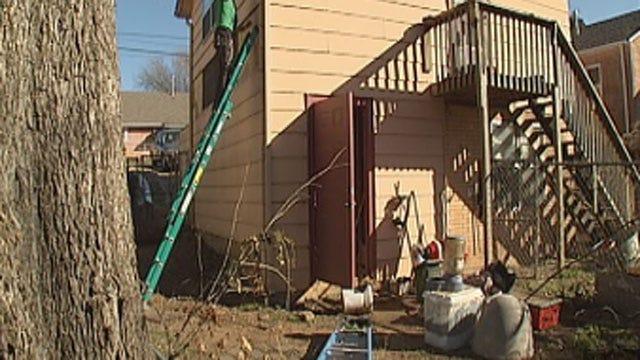 Volunteers Repair Homes In OKC Historic Neighborhood