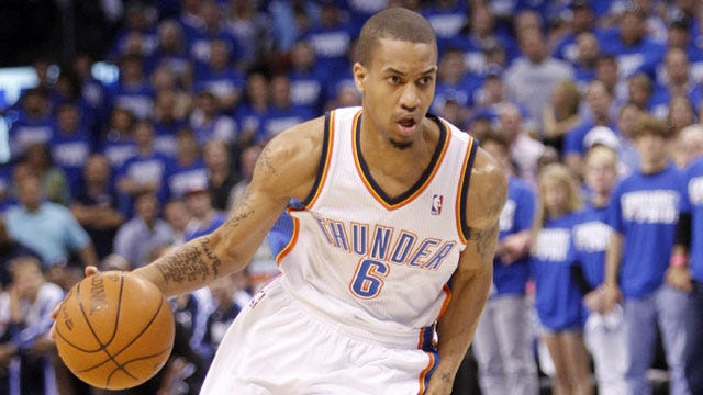 Where Have You Gone, Eric Maynor?