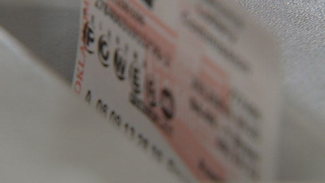 Choctaw Resident Claims $2 Million Powerball Jackpot