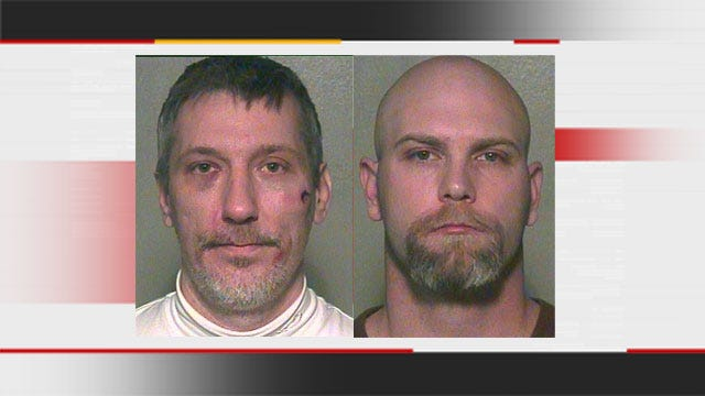 EMSA Paramedics Arrested After Getting Into A Fight In OKC