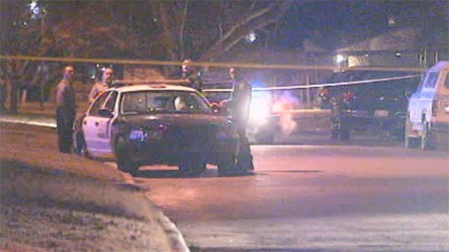 House Sitter Shot, Killed In SW OKC