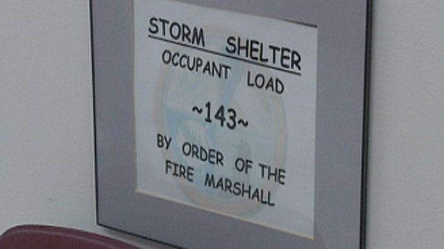Midwest City Council Votes To Close Public Tornado Shelters
