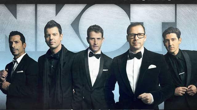 NKOTB, Boyz II Men & 98 Degrees Announce Tour, Stop In OKC