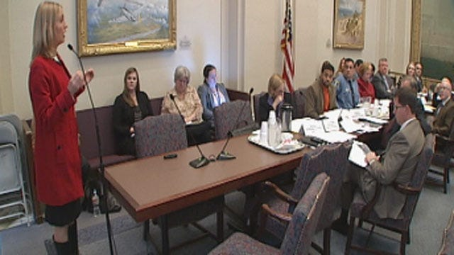 Oklahoma Commission On School Security Holds First Meeting