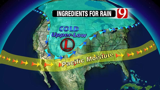 Our Hopes For Rain Next Week