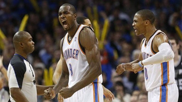 Will Westbrook & Ibaka Be Joining Durant In All-Star Game?